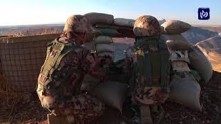الجيش العربي يحبط محاولة تسلل ستة أشخاص من الأراضي السورية - (27-8-2017)