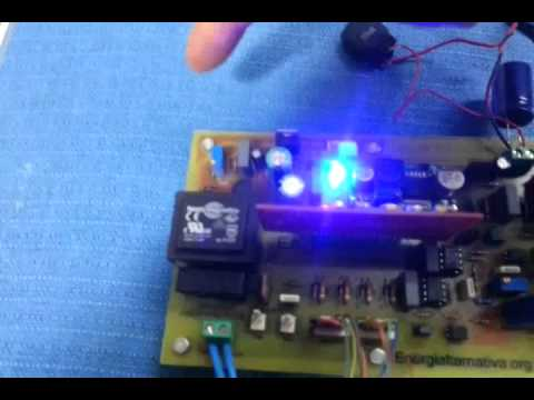 Homemade Inverter 24dc/220ac DC/AC with EG8010 and IR2110
