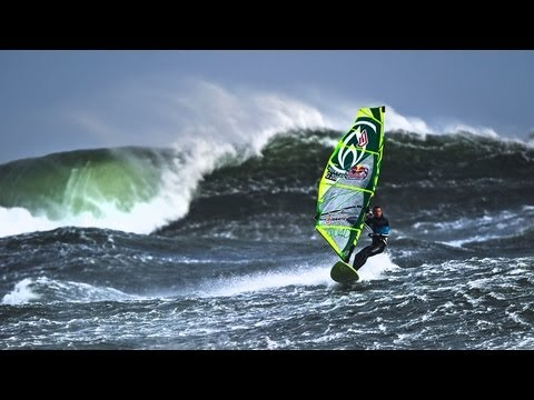 Windsurfing in Tasmania - Mission 2 - Red Bull Storm Chase