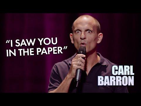 Carl Barron - Mum's Crossword Puzzles