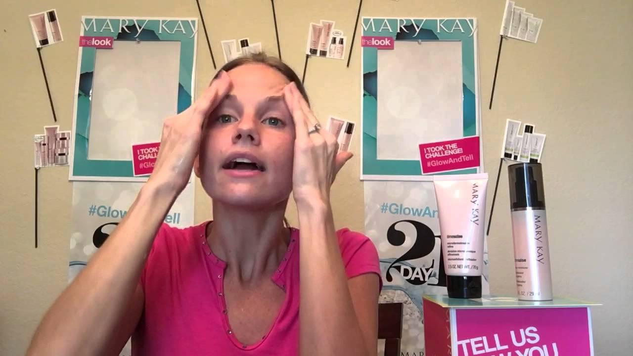Mary Kay Microdermabrasion Plus Set Youtube