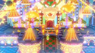Nintendo Wii U Longplay [002] Super Mario 3D World (World Bowser-Star) Part 3 of 4