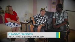 Granny Nannies Offering Home Health Care in Palm Beach County and Broward County