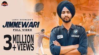 Jimmewari  Lakhi Ghumaan  Parrav Virk  Virk Badanpuriya  New Punjabi Songs 2019