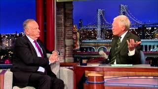 David Letterman - Peyton Manning Talks Omaha!