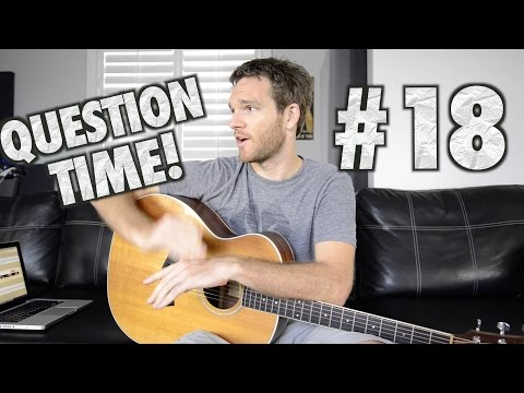 Question Time! Joining a Band, Live Shows, Peavey and Louis the XIV