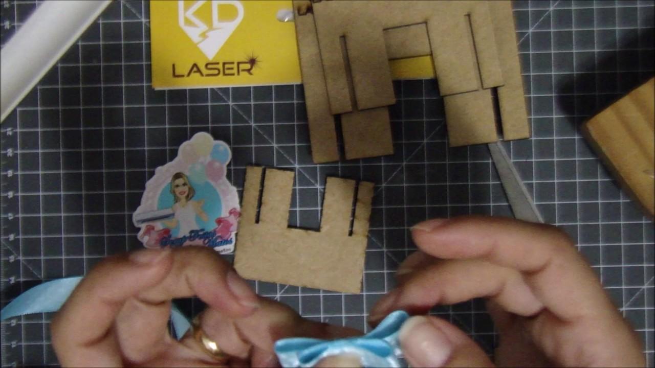 Gabarito Para Lacos Chanel Da Kd Laser Com Artesa Catia Matos