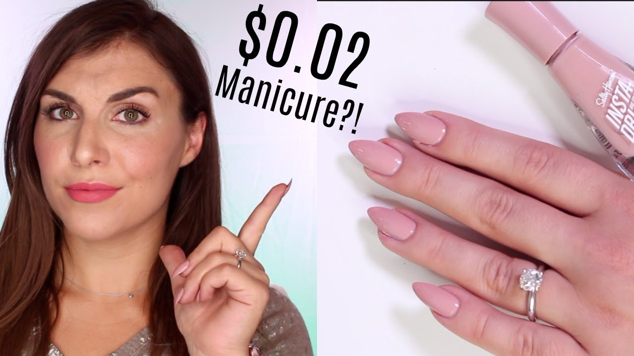 Diy Stiletto Nails Without Acrylic For 1 Bailey B