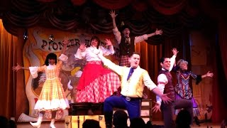 Hoop Dee Doo Revue Show Opening Song Walt Disney World 40th Anniversary