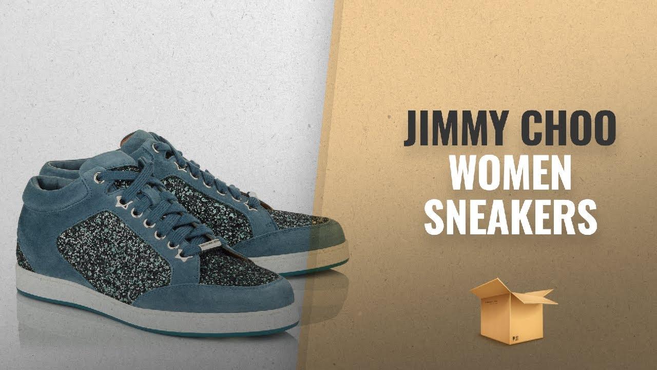 2ad44af2be8b Top 10 Jimmy Choo Women Sneakers [2018 Best Sellers]: JIMMY CHOO ...