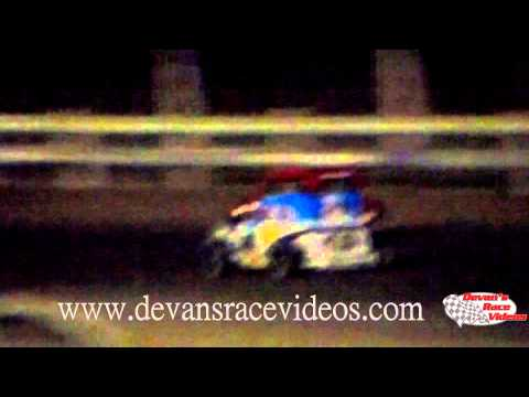 August 24, 2013 | Dwarf A-Main | Phillips County Raceway