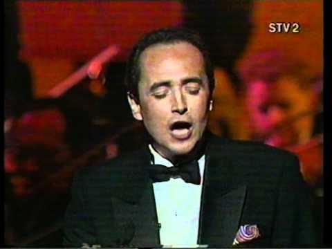 Carreras Sings Lloyd Webber - Love Changes Everything