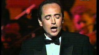 Carreras sings Lloyd Webber - Love Changes Everything