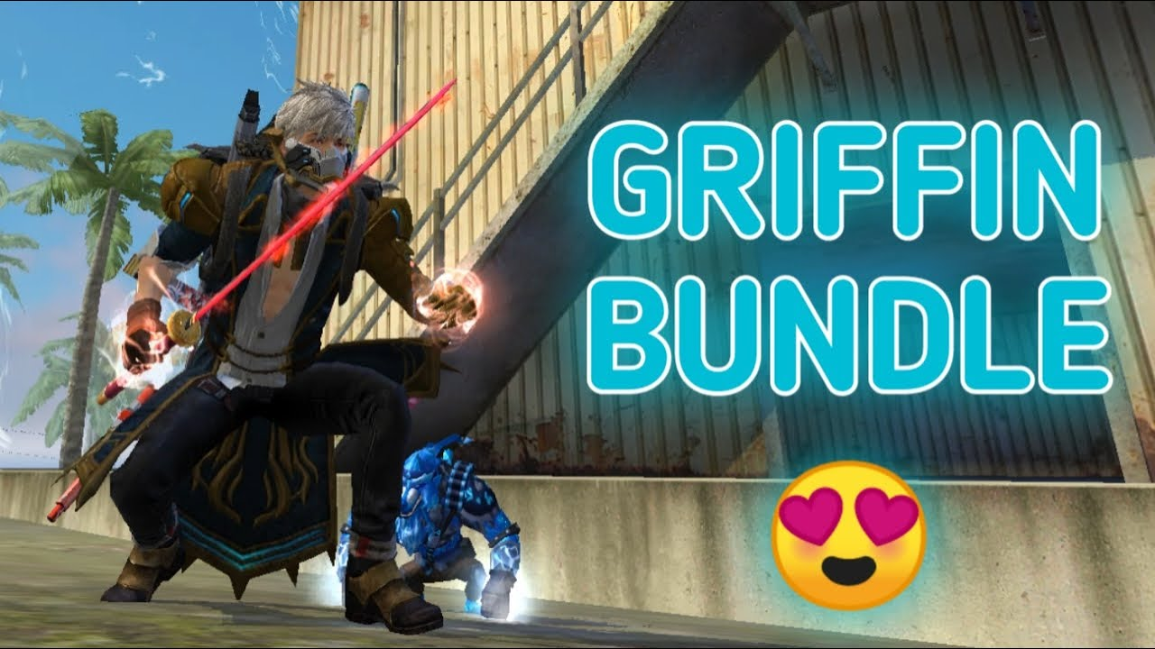 SOLO VS SQUAD WITH GRIFFIN BUNDLE 🔥 !!!!