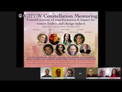 Global GIFEW Webinar on 15 February 2015: Empowering Women (You) to  Make THE Difference you've b...