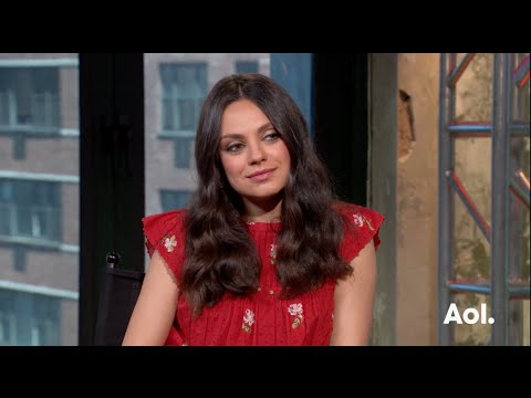 "Mila Kunis On ""Bad Moms"" 