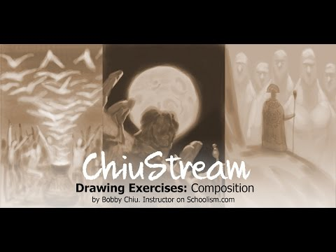 Drawing Exercises: Composition