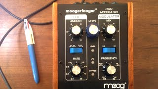 MF-102 Ring Mod Demo: EXPERT MODE