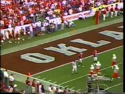 #2 Oklahoma Sooners vs #1 Nebraska Cornhuskers 2000
