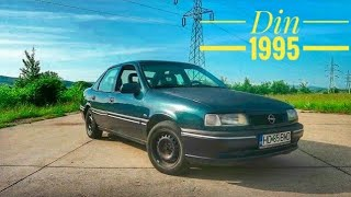 Opel Vectra A 1995 - TEST Drive