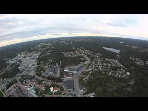 Paramotor: Ronneby CTR rundan 2010 09 05