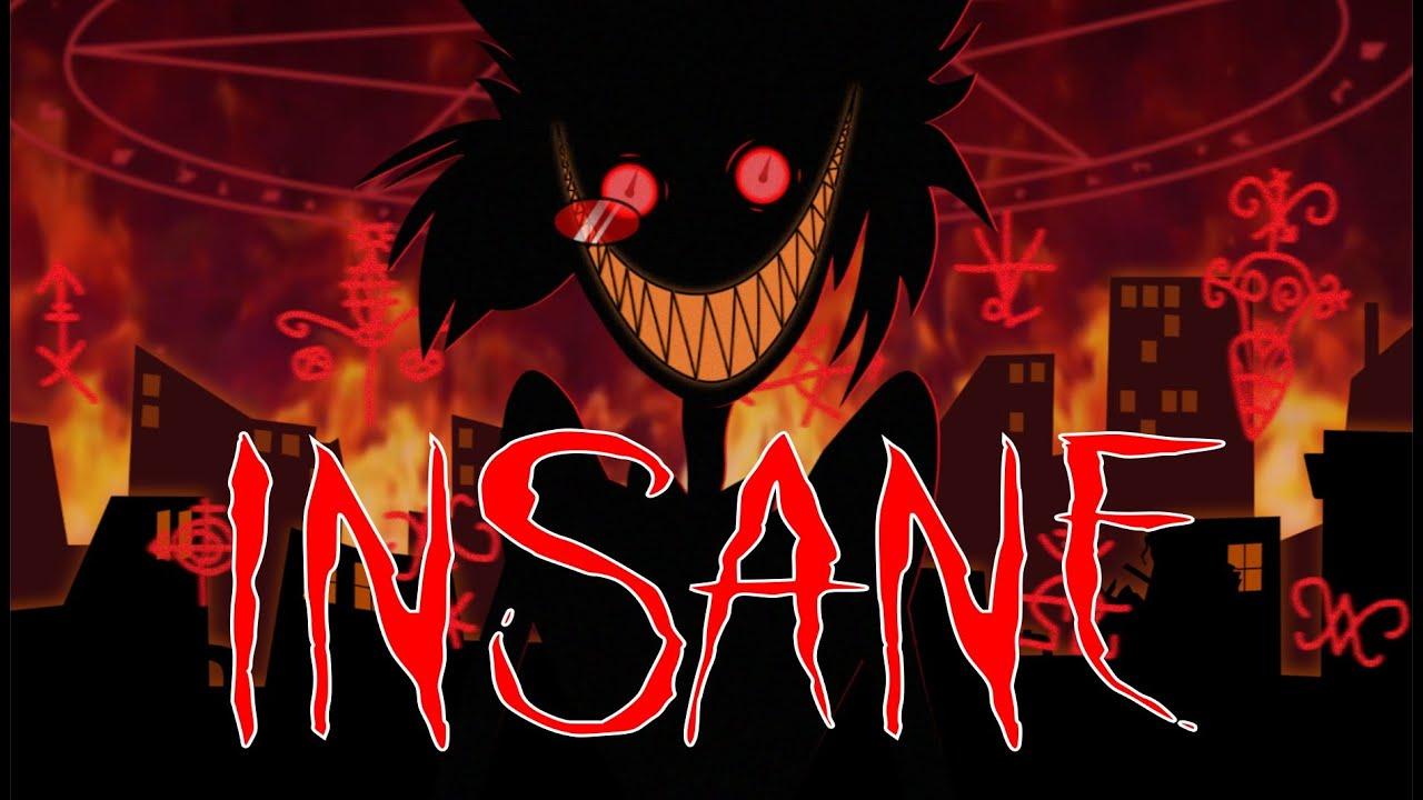 Download INSANE (A Hazbin Hotel Song) - Black Gryph0n & Baasik