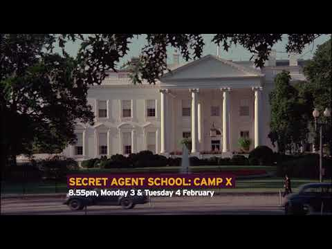 Secret Agent School: Camp X