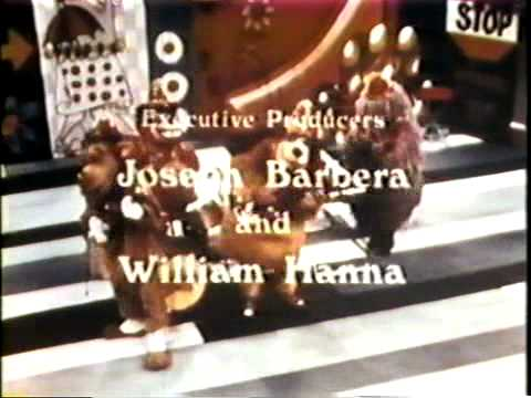 the banana splits adventure hour (original intro)