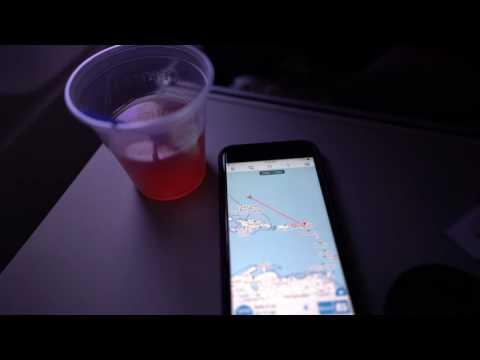 Tracking My Flight Progress with Gaia GPS App