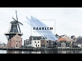HAARLEM, NETHERLANDS VLOG • First Day Trip from Amsterdam