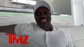 Akon Says His City in Africa Will Be Like Real-Life Wakanda | TMZ