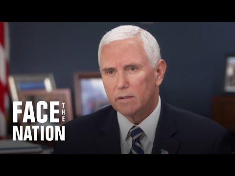"Pence on Black Lives Matter: ""I really believe all lives matter"""
