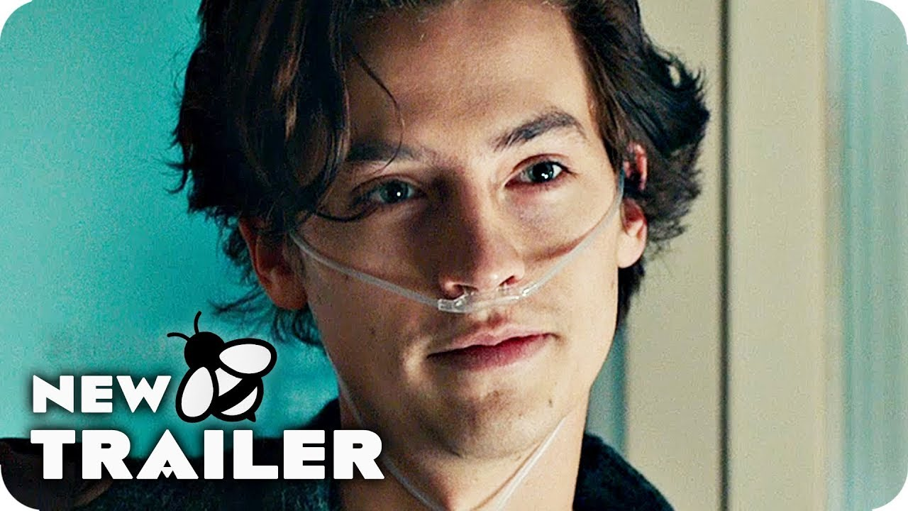 Watch The Latest Trailer For Cole Sprouses New Movie Five Feet