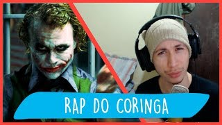 REACT Rap do Coringa (Batman) | NERD HITS (7 Minutoz)
