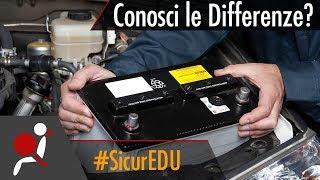 Batteria auto: i consigli utili per auto con e senza Start&Stop