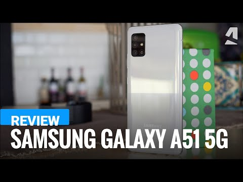 Samsung Galaxy A51 5G full review