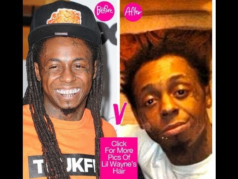Lil Wayne Cut His Hair Youtube