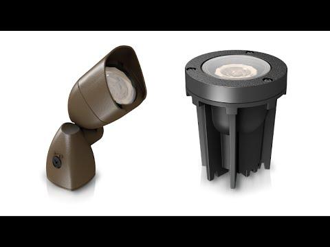FlexScape LED Landscape Lighting Fixtures