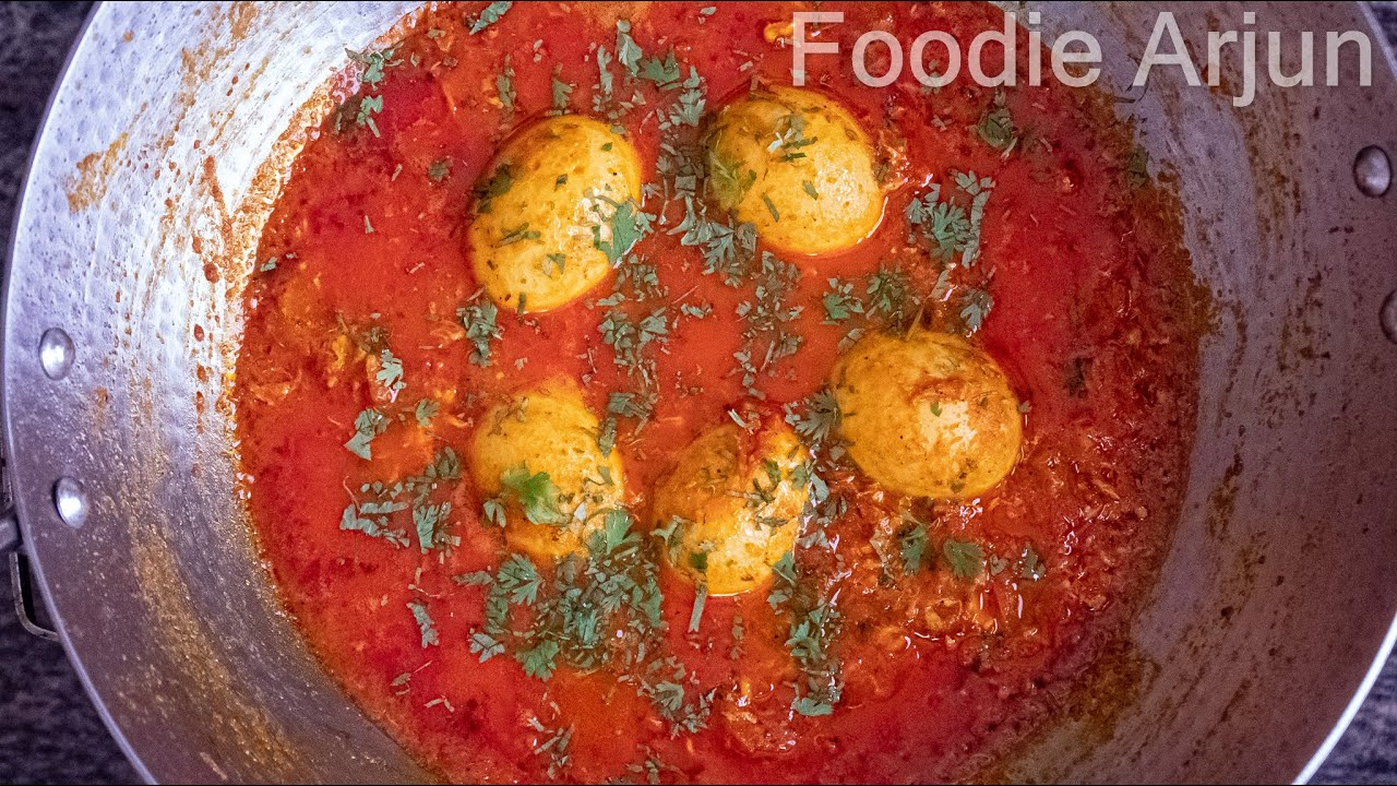 Malvani Egg Masala..!!! ||||||| Malvani Egg Masala Recipe