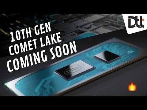 Repeat Can this Beat Ryzen 3000 - Intel 10th Gen Comet lake