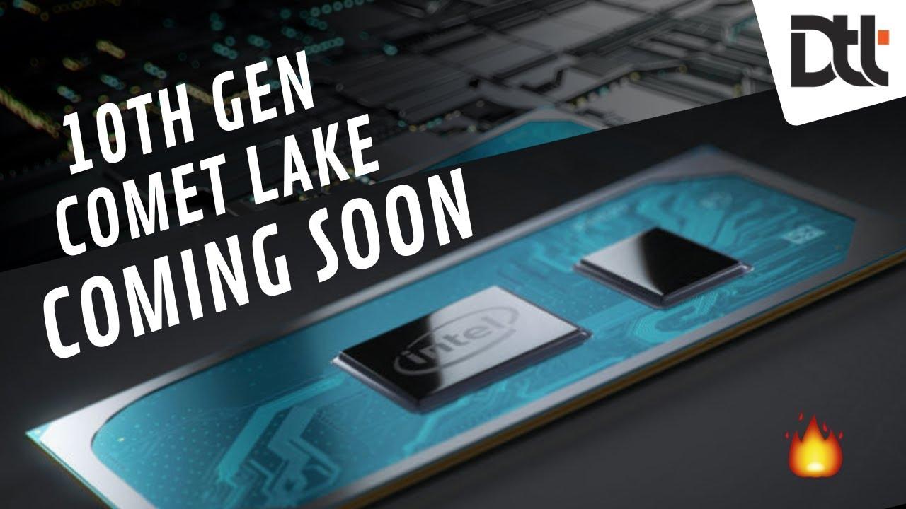 Intel Comet Lake Wikipedia