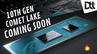 Can this Beat Ryzen 3000 - Intel 10th Gen Comet lake Details [in HINDI]