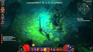 [NecroTorneo D3] Ushnark#2217 vs CrisJ#2414 - 2º Ronda