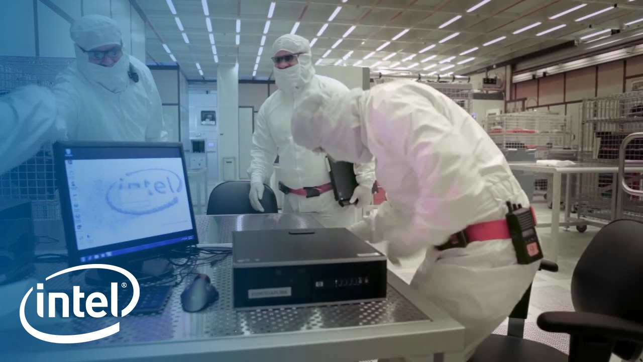 A Day in the Life of Otis: An Intel Manufacturing Technician | Intel