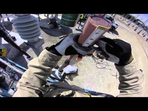 Electrical High Voltage Cable Cleaning Doovi