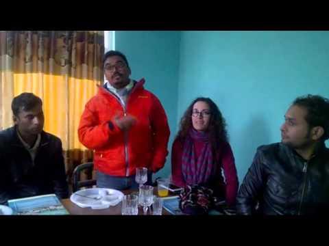 What Our Trainees Say?(Mr.Keshar Khatri, APC FRANCE, Org.)!