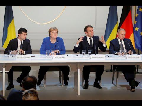 بوتين وزيلينسكي يحققان تقدماً دون إحداث خرق في قمة باريس حول أوكرانيا  - نشر قبل 8 ساعة