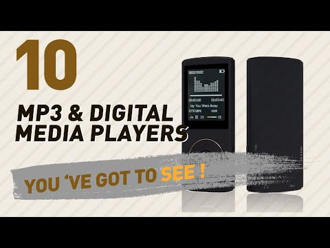 Portable Sound & Vision - Mp3 & Digital Media Players, Best Sellers 2017 // Amazon UK Electronics