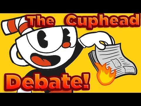 Download Youtube: The Cuphead CONTROVERSY: Should Reviewers Git Gud? - DeadLock (ft. Mother's Basement)