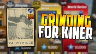 Video GETTING CLOSER TO 99 RALPH KINER! MLB The Show 17 | Diamond Dynasty | Ranked Seasons download MP3, 3GP, MP4, WEBM, AVI, FLV Juli 2017